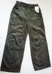 Kalhoty manžestráky manžestrové manšestrové