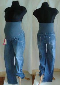 těhotenské kalhoty rifle XL