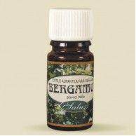 Bergamot esenciální olej, silice