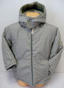 Zimní bunda s flísem 98