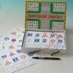 Dopravní značky - elektrická výuková hračka hra Svoboda