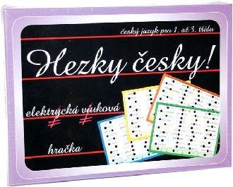 Elektronická hra HEZKY česky Svoboda