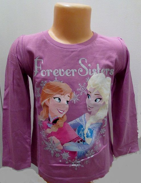 Frozen tričko triko dlouhý rukáv disney