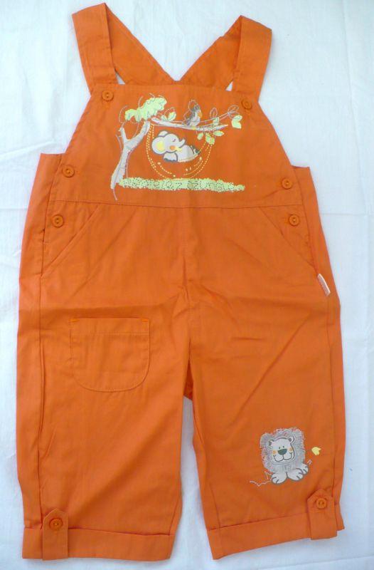 Kalhoty letní plátěné lacláče kalhoty 3/4 - VÝPRODEJ Trend Tulec