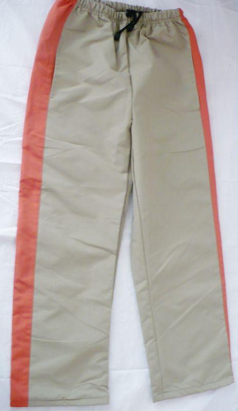 Kalhoty s bavlněnou podšívkou - VÝPRODEJ queen
