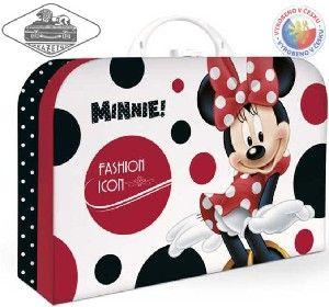 Kufr Minnie Mouse velký kufřík Kazeto