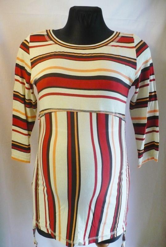 Těhotenská halenka tričko 38 Rialto