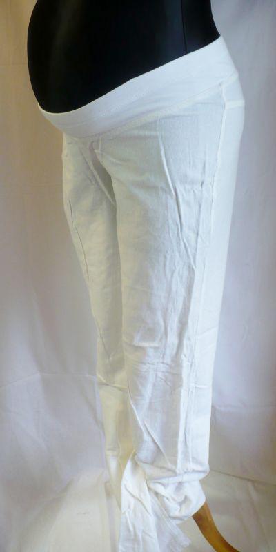Těhotenské kalhoty letní plátěné Chicio v. 40 Rialto