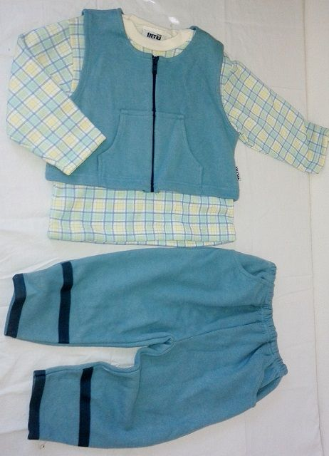 tepláky kalhoty mikina vesta 92 Trend Tulec