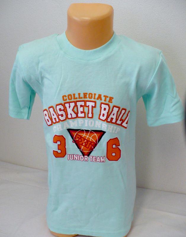 Tričko triko krátký rukáv Basket Ball - VÝPRODEJ queen