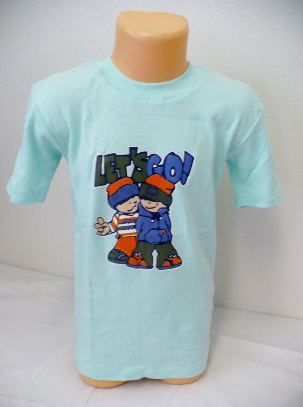 Tričko triko krátký rukáv 134-140 - VÝPRODEJ queen
