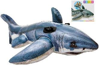 Žralok nafukovací vozítko INTEX