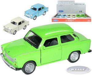 Auto model TRABANT 601