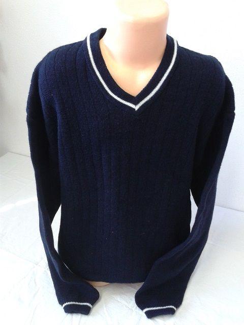 Chlapecký svetr svetřík V výstřih slavnosní vel.152 - VÝPRODEJ