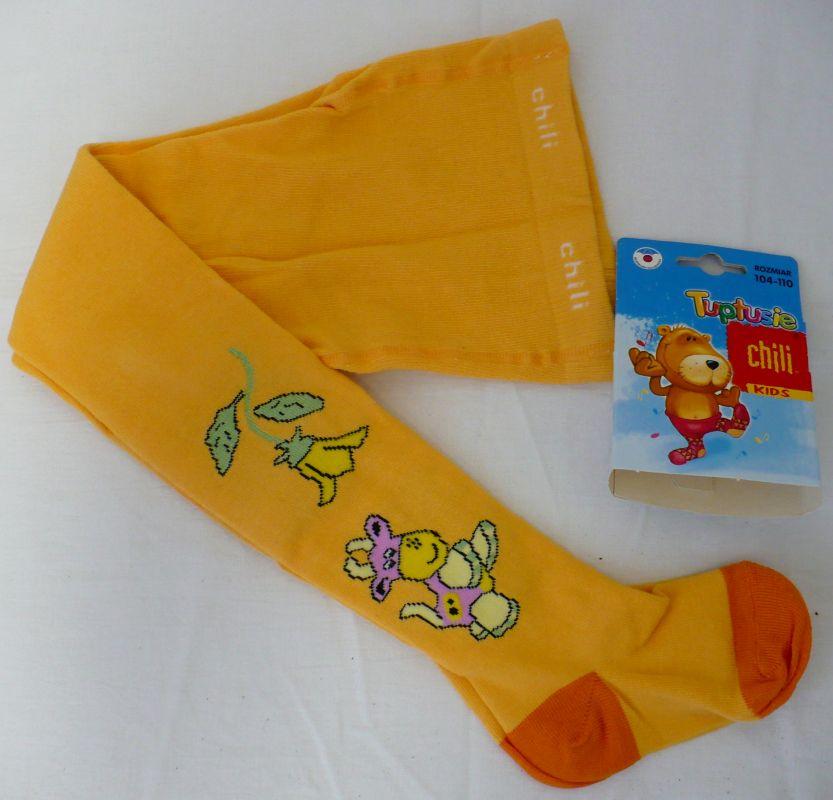 Dětské punčochové kalhoty punčocháče 104-110 - VÝPRODEJ Chili Kids