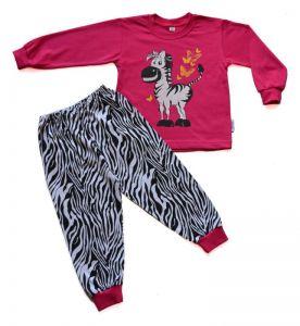 Pyžamo zebra 86-170