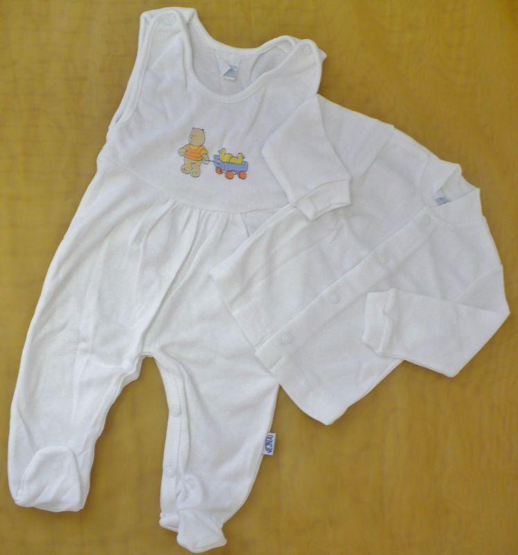 Dupačky a kabátek kojenecká souprava v.62 Vejnar