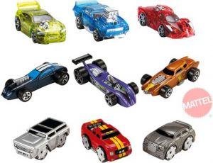 HOT WHEELS Angličák HW auto na kartě Model kovové Mattel