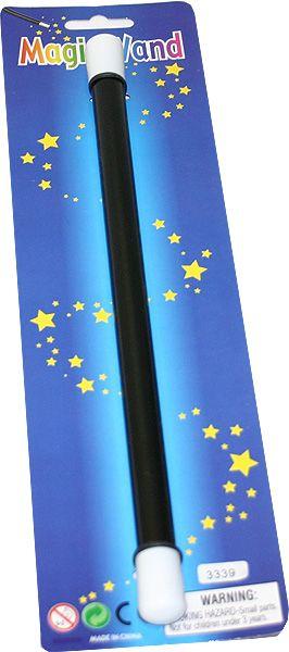 Hůlka kouzelnická plastová Malý čaroděj karneval