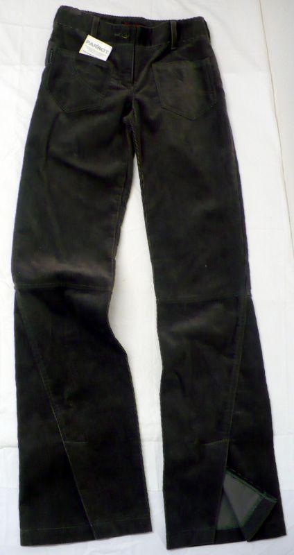Kalhoty manžestráky manžestrové manšestrové 158 - VÝPRODEJ Parrot