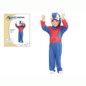 Karnevalový kostým spiderman