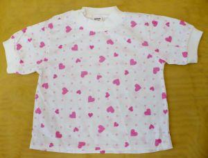 Kojenecké tričko s krátkým rukávem 74