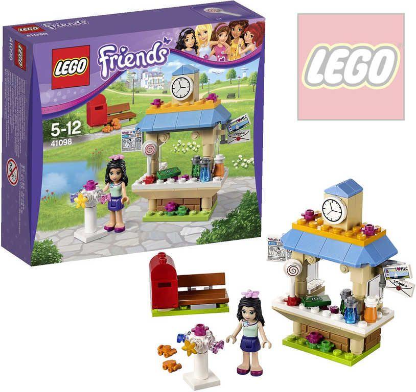LEGO FRIENDS Andrejin stánek pro turisty 41098 STAVEBNICE