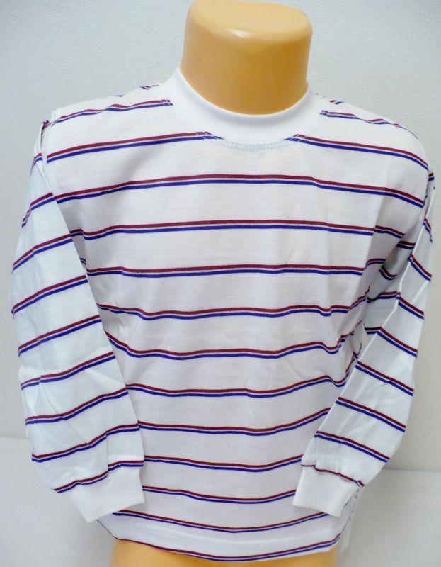 Podvlíkací žebrové triko s dlouhým rukávem 110 BEtTY MODE
