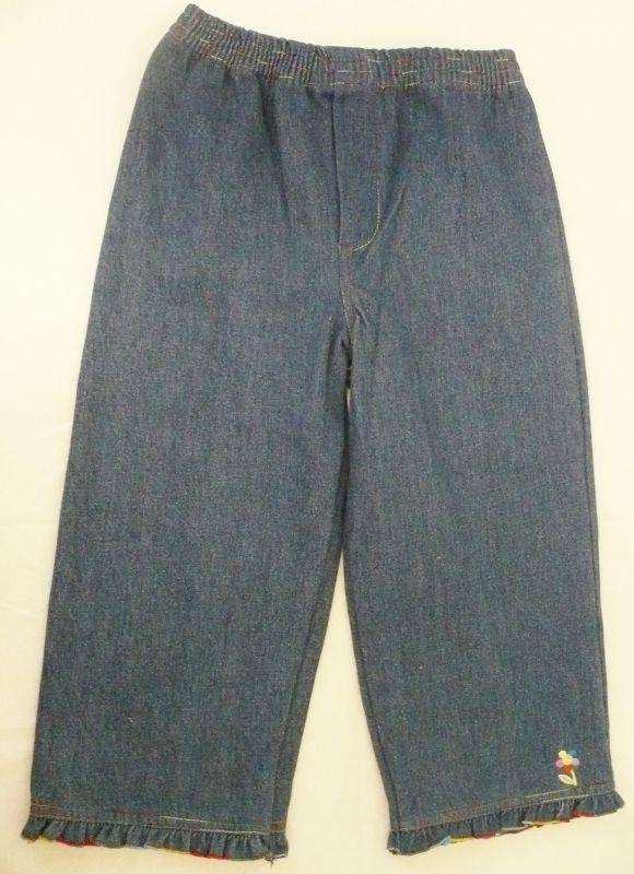Rifle - dívčí riflové kalhoty 92 - VÝPRODEJ