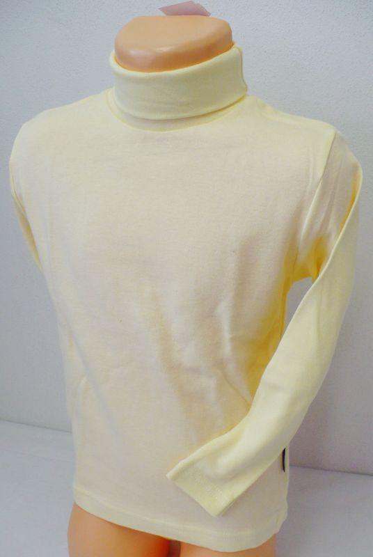Rolák tričko s dlouhým rukávem vel.104 - VÝPRODEJ Antony