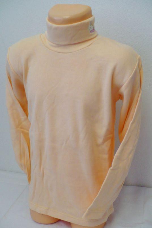 Rolák tričko s dlouhým rukávem zimní vel 122-128 - VÝPRODEJ Queen