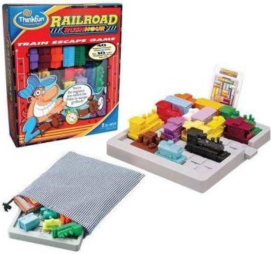 Rush Hour - Railroad Velký vlakový útěk Corfix