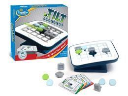 Tilt - skládačka hlavolam- Kreativní prostorová skládačka pro jednoho hráče od 8 let Corfix
