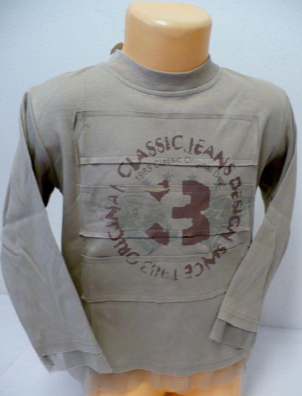 Tričko s dlouhým rukávem Trend Tulec