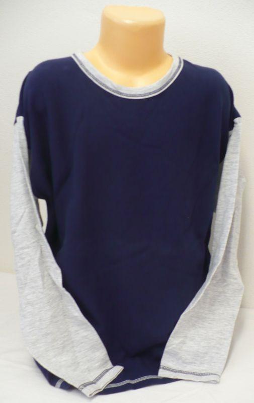 Tričko s dlouhým rukávem vel.146 Němcová