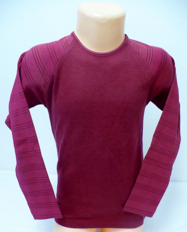 Tričko s dlouhým rukávem vel.116 Zdílna