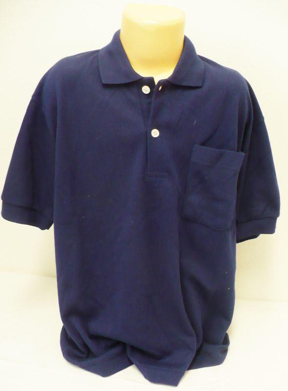 Tričko s krátkým rukávem s rozhalenkou, s límečkem 164