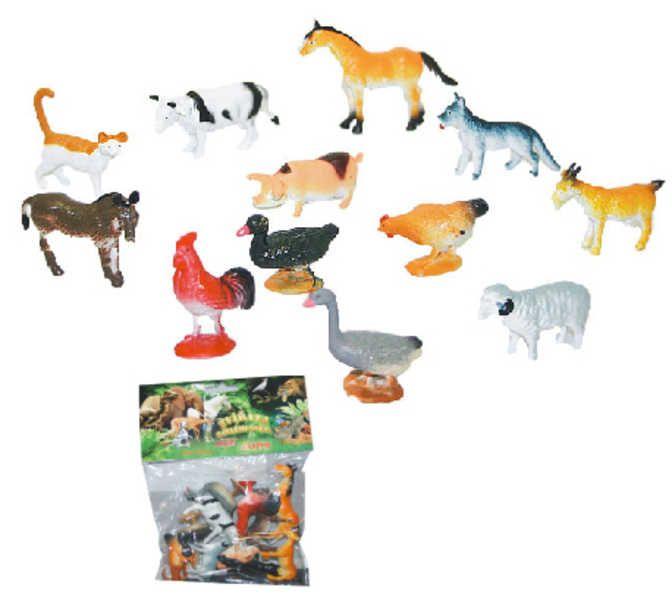 Zvířata domácí (Farma) v sáčku