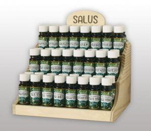 Esenciální vonný olej, silice vanilka Salus 10ml. Saloos- Salus