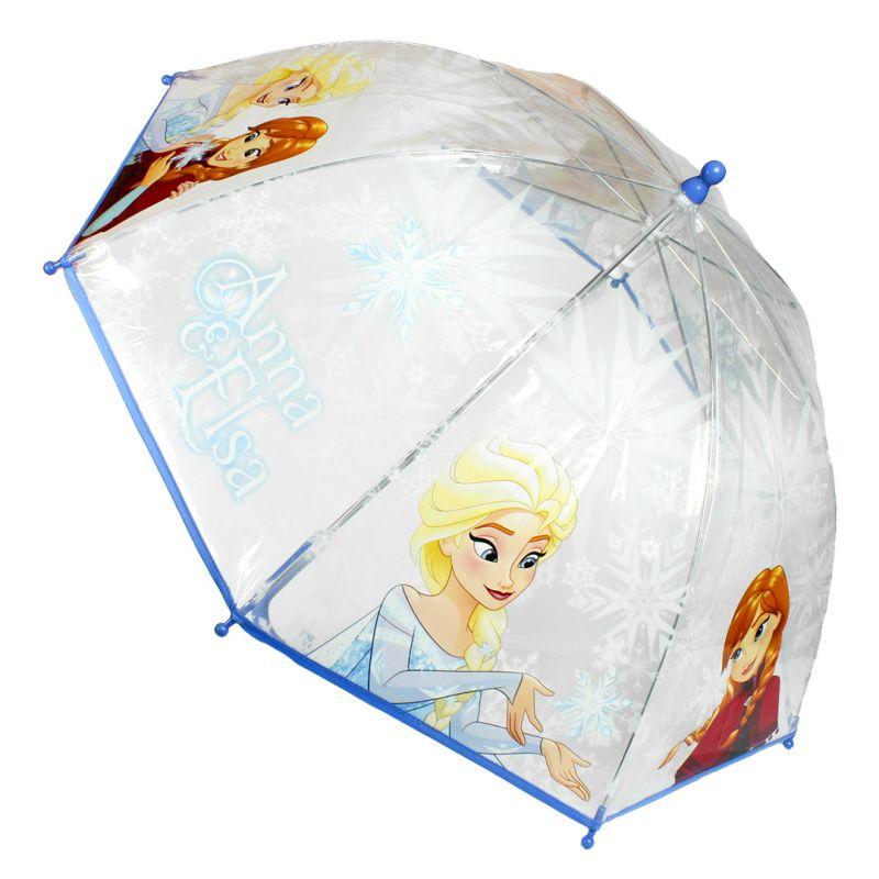 Licenční igelitový deštník FROZEN - Ledové království