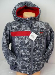 Dětská zimní bunda WOLF vel.92 - B2253