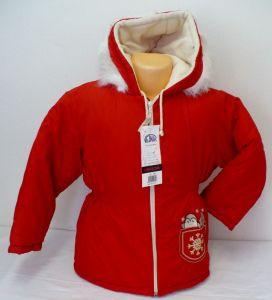 Dívčí zimní bunda 116