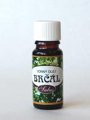 Esenciální vonný olej, silice Brčál Salus 10ml. Saloos- Salus