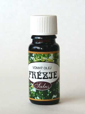Esenciální vonný olej, silice frézie Salus 10ml. Saloos- Salus