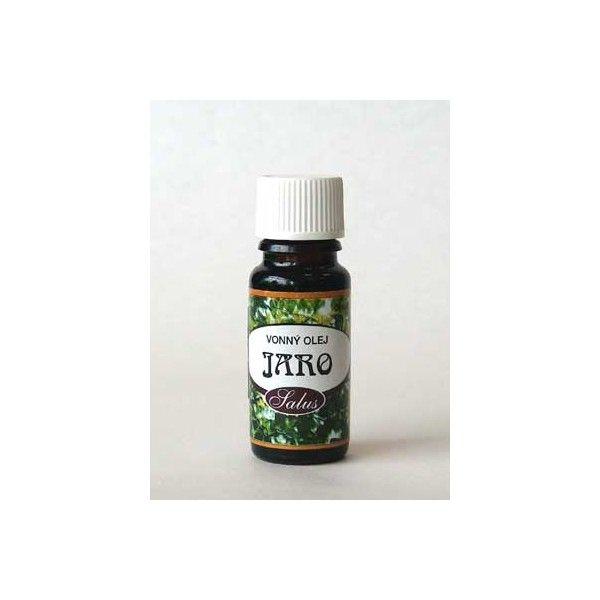 Esenciální vonný olej, silice jaro Salus 10ml. Saloos- Salus