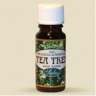 Esenciální vonný olej Tea tree Saloos