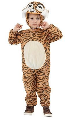 Karnevalový kostým tygřík 92-104 Made