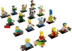 LEGO 71005 Minifigurky série The Simpsons