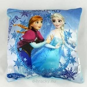 Polštářek Ledové království Frozen 40x40