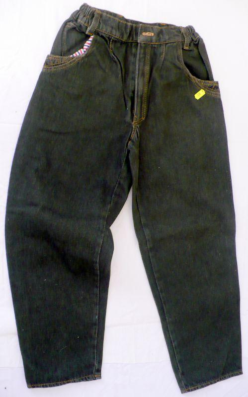 Rifle - riflové kalhoty černé 134 - VÝPRODEJ Parrot